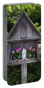 Virgin Mary Shrine Portable Battery Charger