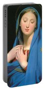 Virgin Of The Adoption Portable Battery Charger