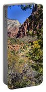 Virgin River View - Zion Portable Battery Charger