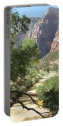 Virgin River Zion Valley Portable Battery Charger