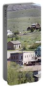 Virginia City Montana Ghost Town Portable Battery Charger