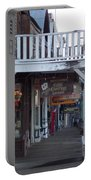 Virginia City Sidewalk  Portable Battery Charger