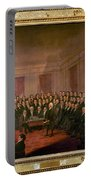 Virginia Convention 1829 Portable Battery Charger