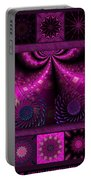 Virulent Lightwaves Redux  Portable Battery Charger