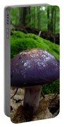 Viscid Violet Cort Portable Battery Charger