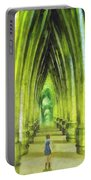 Visiting Emerald City Portable Battery Charger
