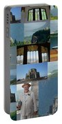 Vista House Collage Portable Battery Charger
