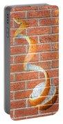 Vitamin C Wall Portable Battery Charger