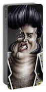 Viva Las Vegas Elvis Portable Battery Charger
