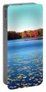 Vivid Fall Colors Portable Battery Charger