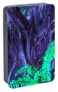 Volcanic Tree 2 Portable Battery Charger