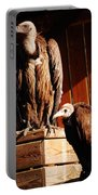 Vulture Male Portable Battery Charger