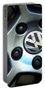 Vw Gti Wheel Portable Battery Charger