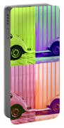 Vw Pop Spring Portable Battery Charger