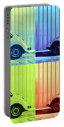 Vw Pop Summer Portable Battery Charger