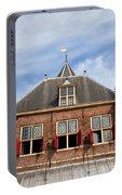 Waag In Amsterdam Portable Battery Charger