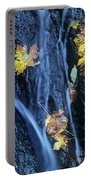 Wachlella Falls Detail Columbia River Gorge Portable Battery Charger