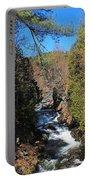 Wachusett Reservoir Spillway 2 Portable Battery Charger