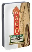 Waco Movie Theater With Sign, Waco Portable Battery Charger