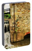 Wagner Grist Mill Portable Battery Charger