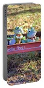 Wagon Full Of Frogs Portable Battery Charger