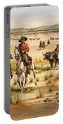 Wagon Train Portable Battery Charger
