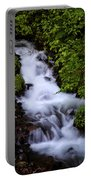 Wahkeena Falls In Oregon Portable Battery Charger