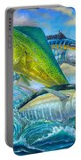 Wahoo Mahi Mahi And Tuna Portable Battery Charger
