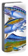 Wahoo Tuna Dolphin Portable Battery Charger