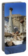 Wahweap Hoodoos Utah Portable Battery Charger