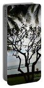 Waikiki Beach Hawaii Usa Portable Battery Charger