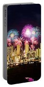 Waikiki Fireworks Celebration 2 Portable Battery Charger