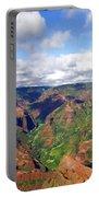 Waimea Canyon Portable Battery Charger
