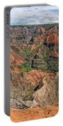 Waimea Canyon Portable Battery Charger
