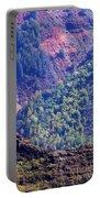 Waimea Canyon Color Portable Battery Charger