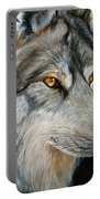 Waiting Wolf Portable Battery Charger