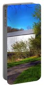 Walcott Covered Bridge 3 Portable Battery Charger