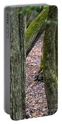Walk Among The Trees Portable Battery Charger