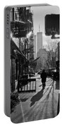 Walk Manhattan 1980s Portable Battery Charger