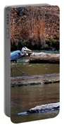 Walking Heron Portable Battery Charger
