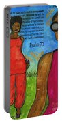 Walking In The Spirit Portable Battery Charger