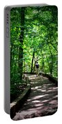 Walking The Path  Portable Battery Charger
