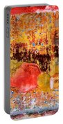 Wall Abstract 1 Portable Battery Charger