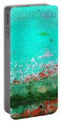 Wall Abstract 111 Portable Battery Charger