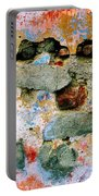 Wall Abstract 15 Portable Battery Charger
