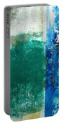 Wall Abstract 159 Portable Battery Charger
