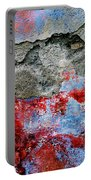 Wall Abstract 16 Portable Battery Charger