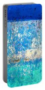Wall Abstract 23 Portable Battery Charger