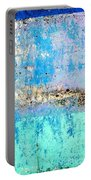 Wall Abstract 26 Portable Battery Charger