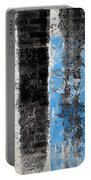 Wall Abstract 34 Portable Battery Charger